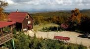 Карпатські полонини - панорама