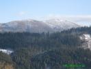 Вид на гору Клева