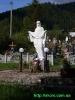 Матір Божа біля церкви у селі Коростів