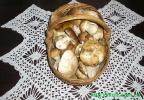Білі гриби зі сколівського лісу