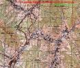Таопграфічна карта села Плав'є