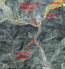 Супутникове фото місцевості між Гребеновом та м. Сколе