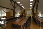 Конференц-зал-сцена в гостинице Жемчужина Карпат (Славское).