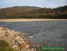 Річка Стрий в Нижньому Синьовидному