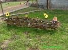 Забор в українському стилі