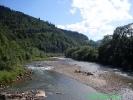 Річка Опір біля села Демня.