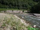 Місце впадіння річки Орява у річку Опір