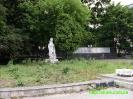 Памятник загиблим солдатам