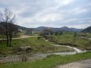 Річка Тишівниця в селі Труханів